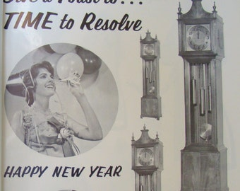 vintage graphics vintage fonts vintage clip art clipper art service black and white tearsheet father time clock new years eve baby