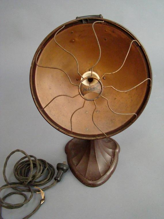 Jahrgang Kupfer Heizung Kupfer Wärmelampe Licht der Sonne | Etsy