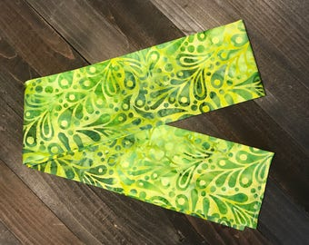 Batik Head Scarves | Headband | Hair Accessories | Yoga