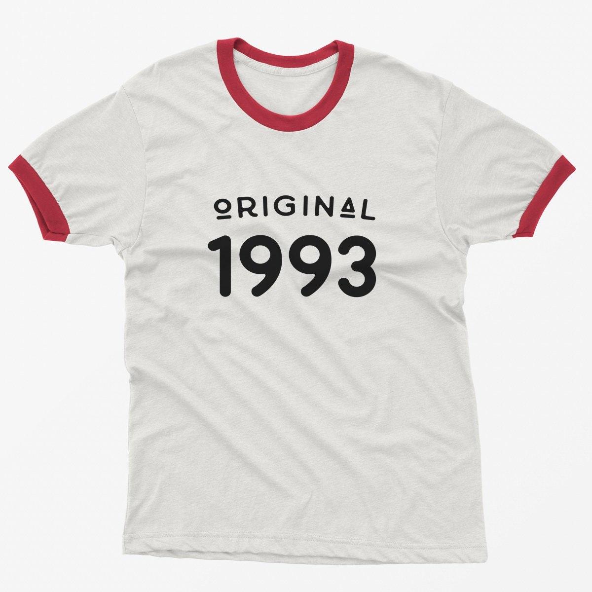 25th Birthday Gift 1993 Shirt Tshirt Women Graphic Tees