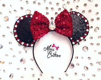 Classy Revamp Minnie Ears