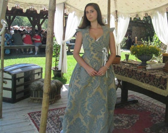 Sansa Stark Costume; Margaery Tyrell Gown; Game of Thrones; GoT Cosplay; Sansa Lannister Costume