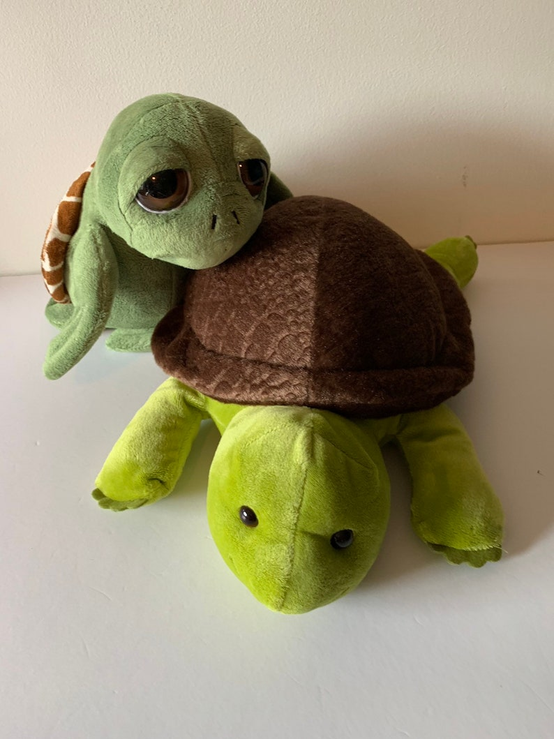 Weighted stuffed animal snail sensory toy