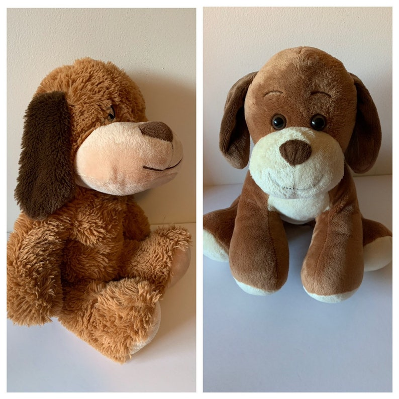 washable weighted buddy dog sensory toy Weighted stuffed animal 3 1//2 lbs