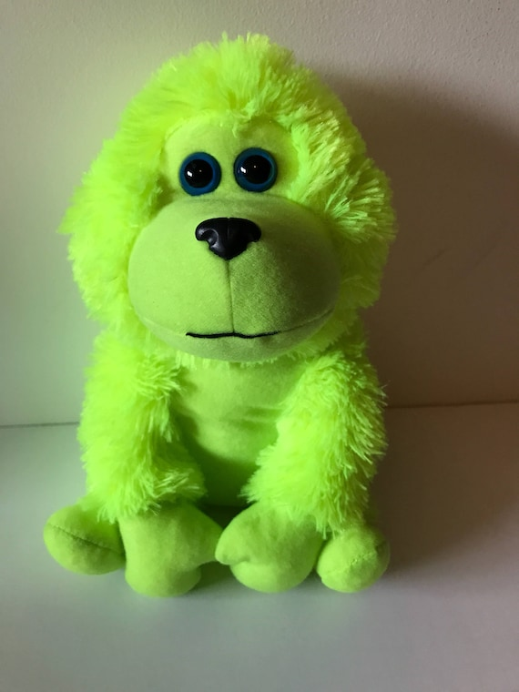 Weighted Stuffed Animal 2 Lbs Sensory Toy Washable Etsy