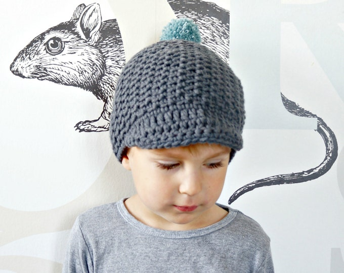 CROCHET PATTERN - The Razzle Hat