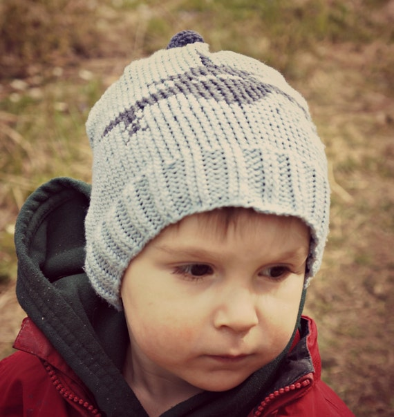 Knitting Pattern The Airplane Beanie