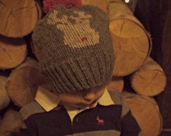 Knitting Pattern - The Poro Hat