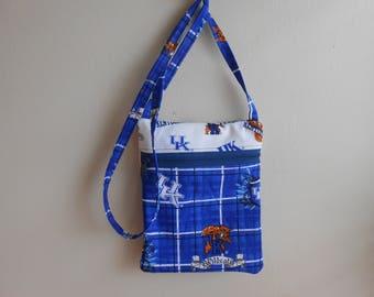 Cross-body everyday UK handbag