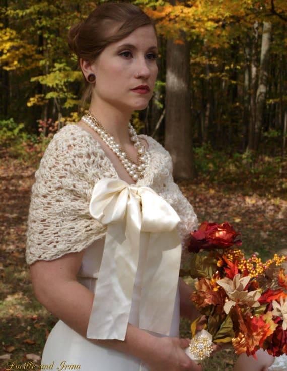 76b85443c0 Ivory Bridal Shawl Wedding Shawl Winter Wedding Bridesmaids