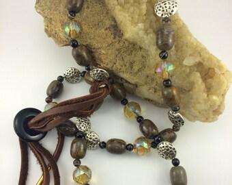 Navajo Bolero Necklace