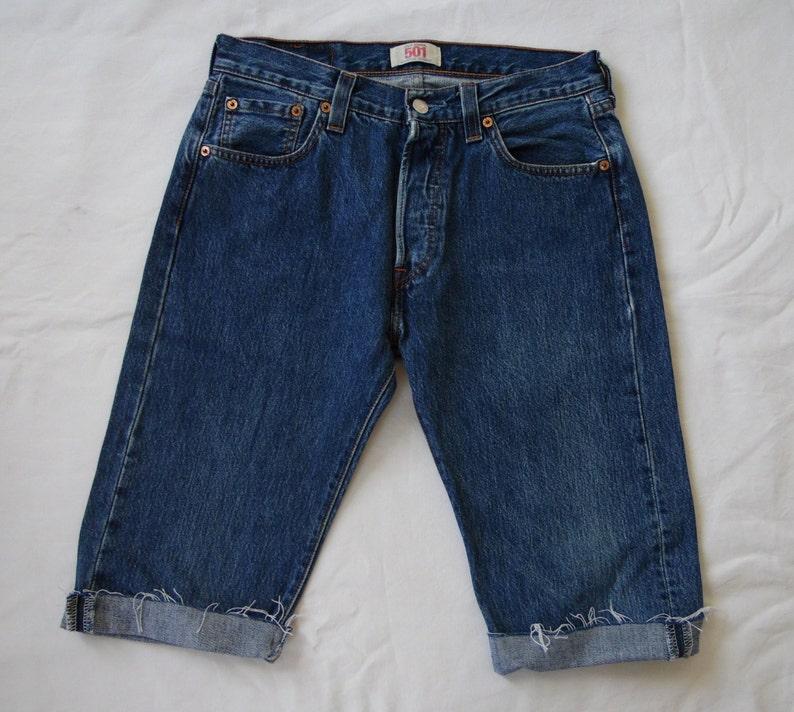 Dril Hombre Algodón De Pantalones LevisEtsy Para Cortos Vintage 4Rq3A5jL