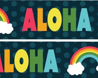 Sweet Aloha Washi Tape