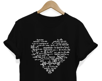 Analysis With an Introduction to Proof I Love Maths T-shirt, Mathemat