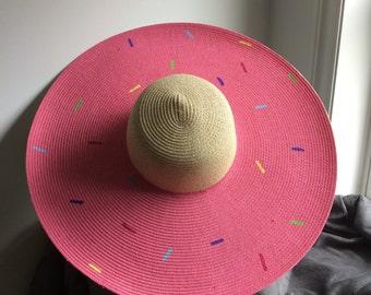 Donut Sun Hat
