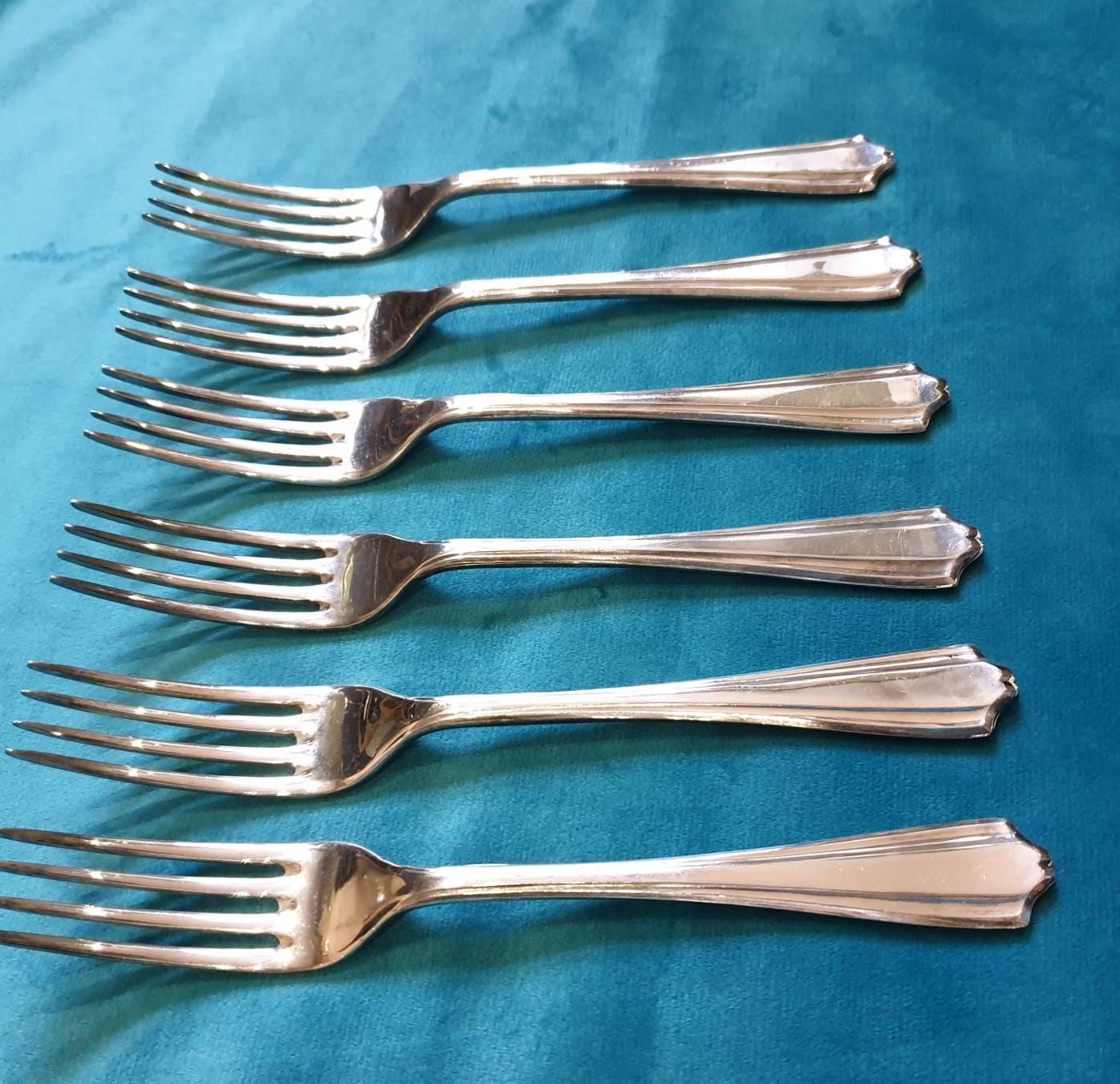 "RATTAIL Design EPNS A1 SHEFFIELD Silver Service Cutlery Dessert Spoon 7⅛/"""