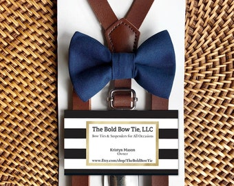 The Bold Bow Tie