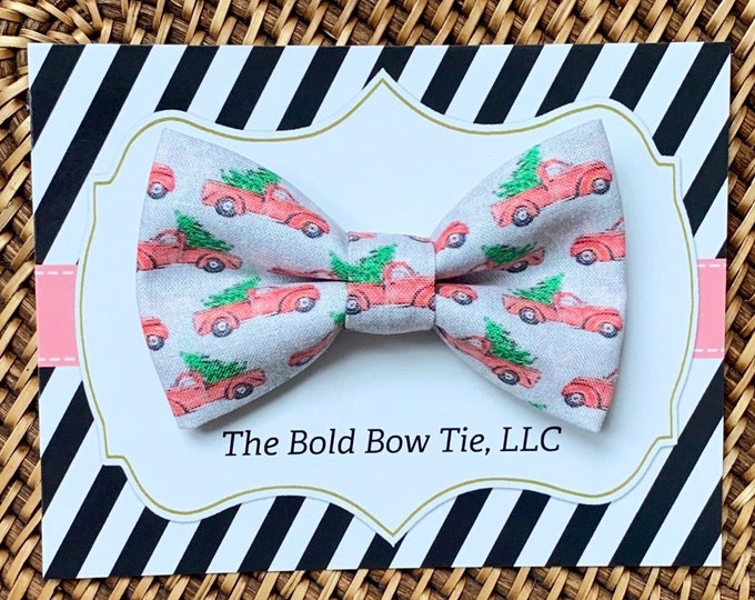 Christmas Dog Bow Tie, Bow Tie for Dogs, Cats, Pets, Bowtie, Bow Ties, Christmas Dog Bow Tie, Christmas Bow Tie, Cat Bow Tie, Accessories