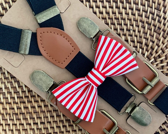 Christmas Bow tie, Christmas Outfit, Boys bow tie, Baby bow tie, Mens bow tie, Christmas Tie, Bow Tie for Men, Women, Kids- ALL SIZES