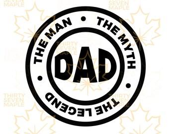 Dad Monogram Etsy