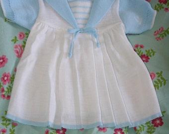 Baby Matrosen Kleid Etsy