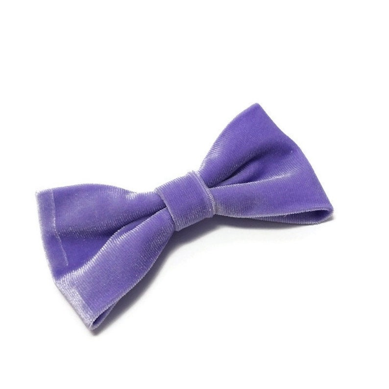 LAVENDER VELVET bow tie,groomsmen ties,selftie bowtie,rinmgbearer outfit,groom/'s necktie,wedding handkerchief,cliponbow tietoddler PURPLE #1