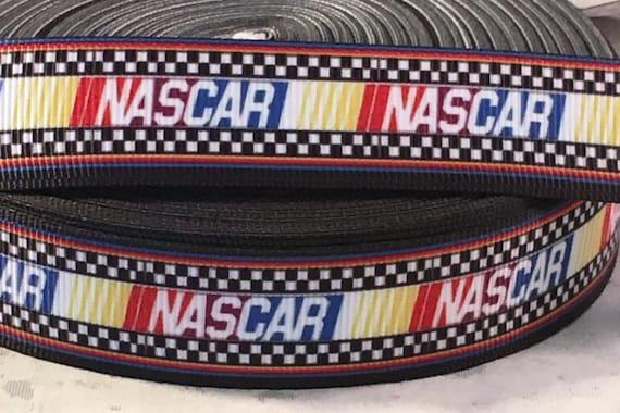 78 sports racing design grosgrain ribbon 2 yards