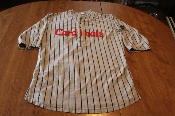 buy online 47483 32798 St. Louis Cardinals Jersey - Vintage Look - XL - Grey