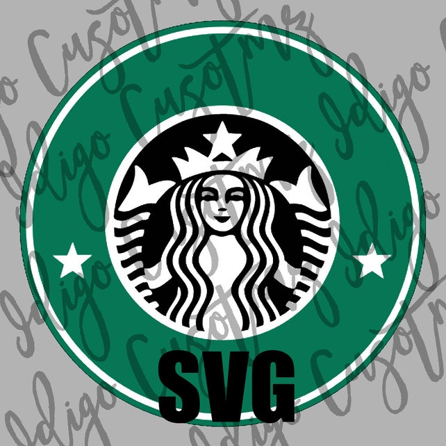 starbucks logo svg blank logo files by layers make your own etsy rh etsy com Blank Starbucks Logo festisite logo starbucks make your own