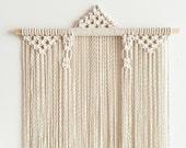 Macrame Wall Hanging/Tapestry/Weaving