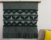 Large Macrame Wall Hanging/Tapestry/Weaving