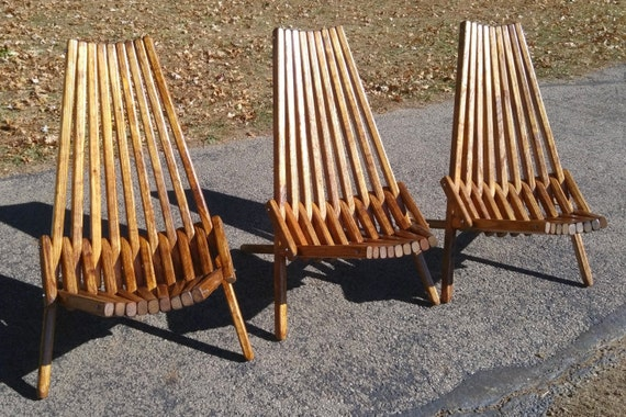 Patio Chair Outdoor Furniture Adirondack Chair Accent Etsy