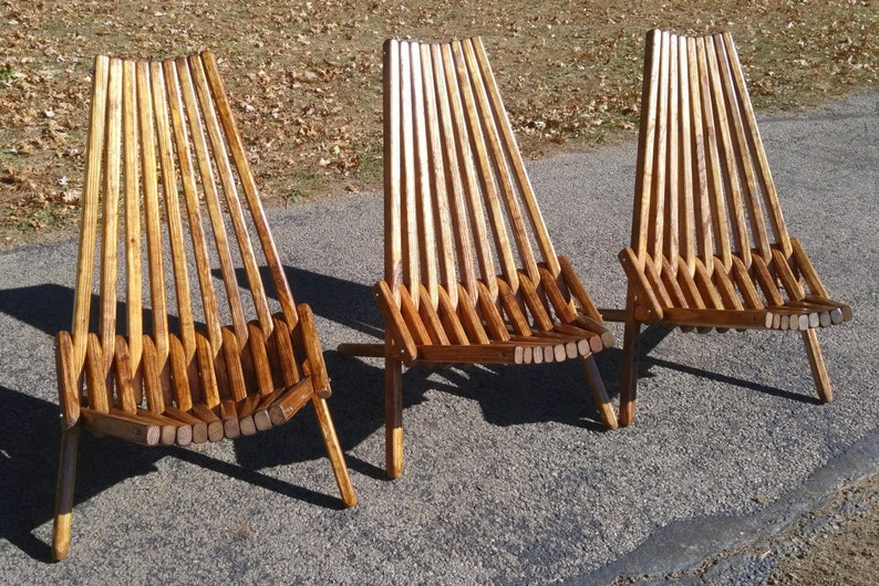 Belize Adirondack Chair Patio Chair Folding Patio Chair Outdoor Furniture Accent Chair Camping Kentucky Stick Chair Beach Chair