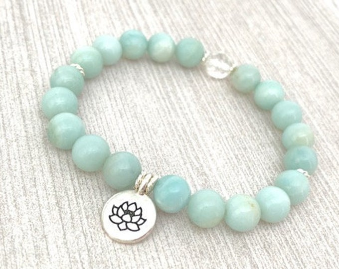 Yoga Bracelets Gemstone Women