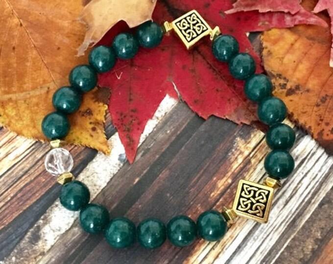Irish Celtic Knot Bracelet