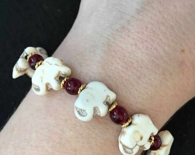 Elephant Bracelet Gift