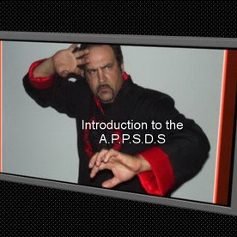 Introduction DVD to the American Pressure Point Self Defense image 0