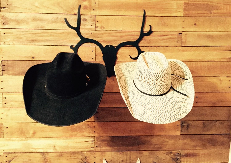 Cowboy Hat Rack - Cowboy Hat Racks - cowboy Western Hat Rack - Metal ...