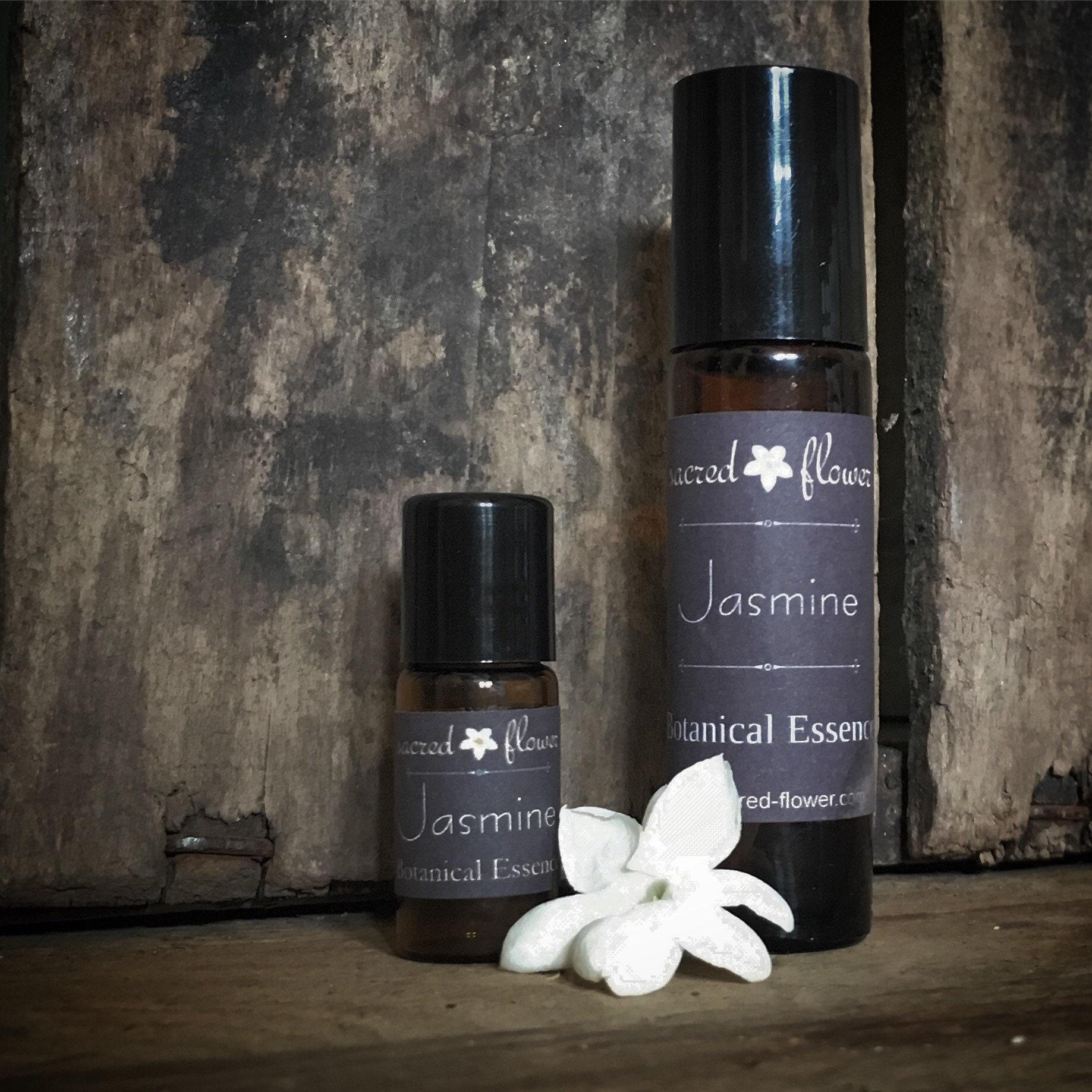 Parfum de jasmin Roll-On Essential Oil Solo Parfum