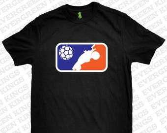 Major Car Soccer Gamer T Shirt