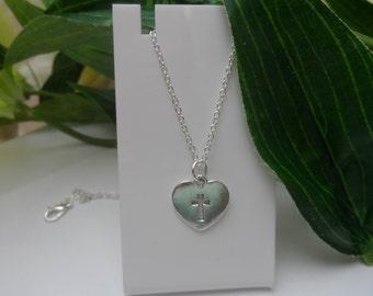 Holy Communion Necklace, communion necklace, girls Communion gifts, girls baptism gifts, girls gifts
