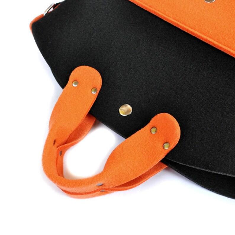 1 Black-orange BiGGest BaG-Vol