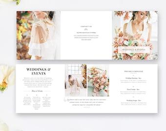 Wedding Brochure Etsy