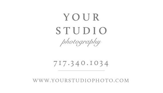 Visitenkarte Vorlage Für Fotografen Foto Marketing Vorlagen Fotografie Visitenkarten Instant Download