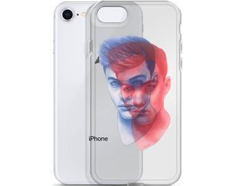 3D Grayson Dolan iPhone Case