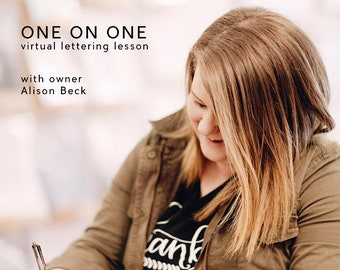 ONE ON ONE Virtual Lesson