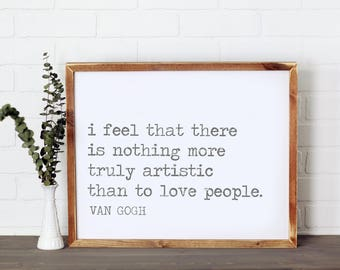 Love People || DWELL Sign