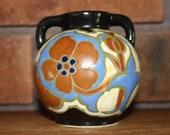 Vintage, Gouda, Japan, Small, Vase