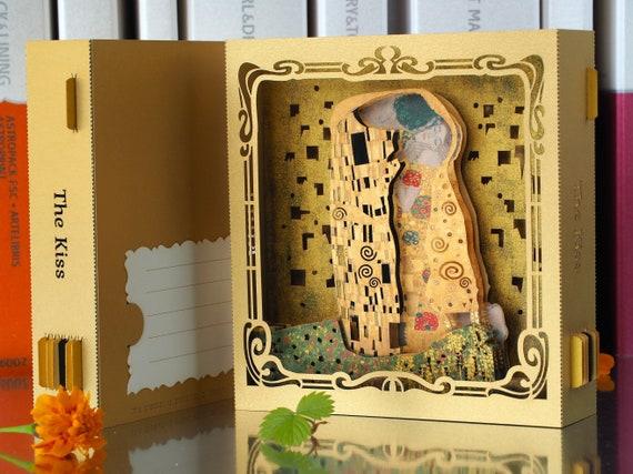 Partecipazioni Matrimonio Klimt.Inviti Di Nozze Gustav Klimt Art Kiss Apri Le Schede Il Etsy