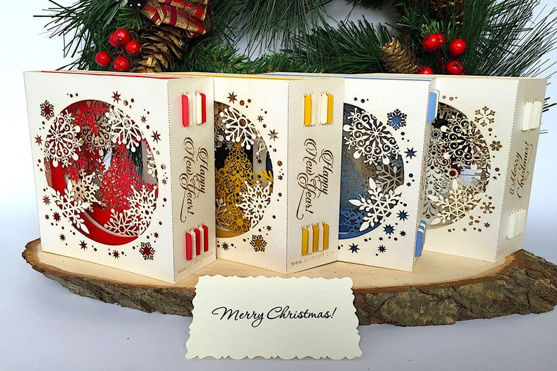 Client Gift Ideas 2020 Christmas Business Xmas Christmas Cards Colibri Gift Personalized 2020 | Etsy